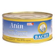 Atún en lata Bachi