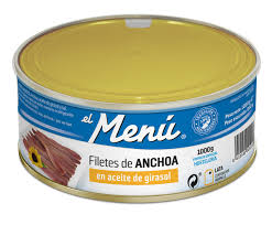 Filetes de Anchoa Gil Comes