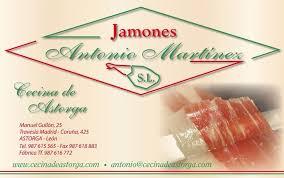 Jamones Antonio Martinez
